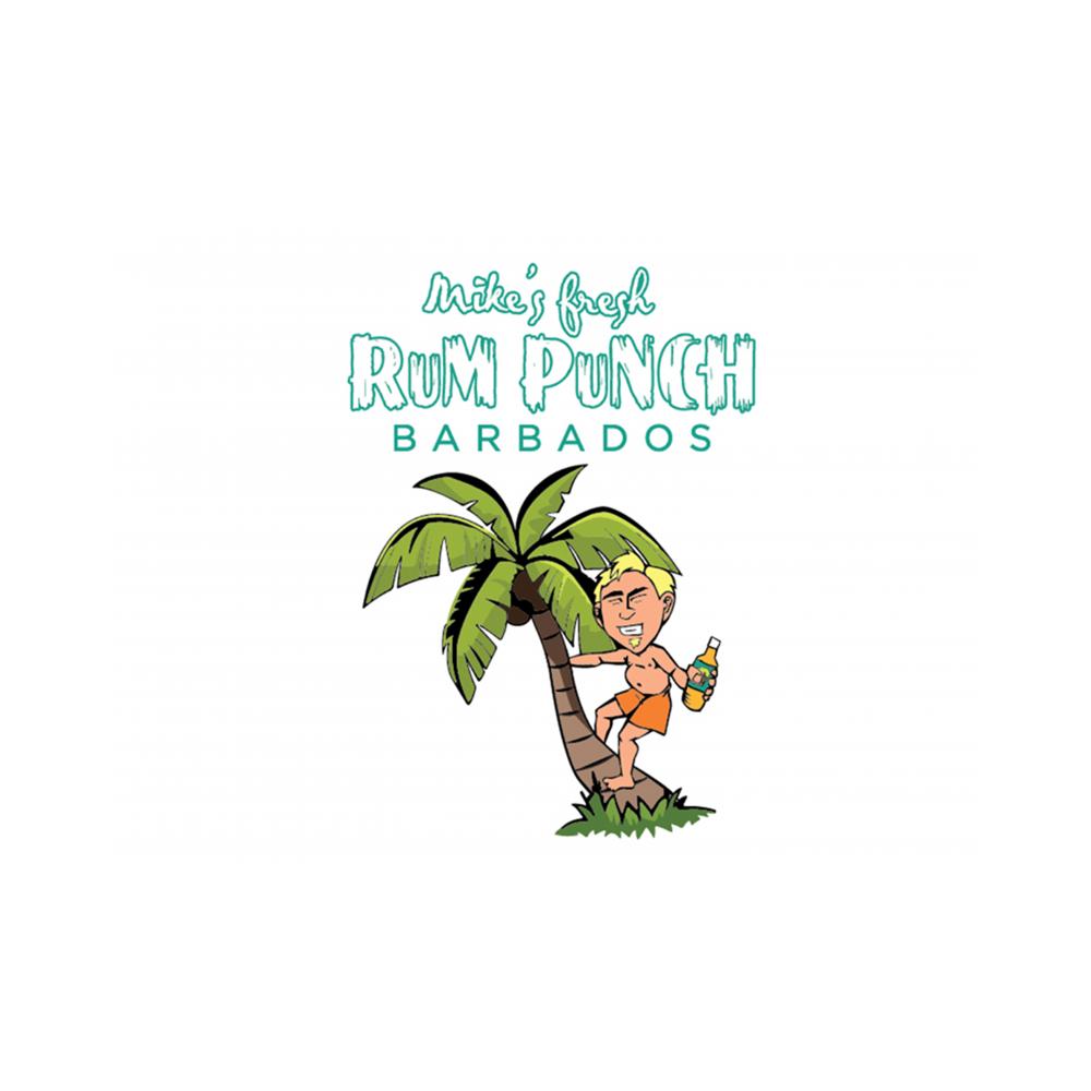 Mikes Fresh Bajan Rum Punch