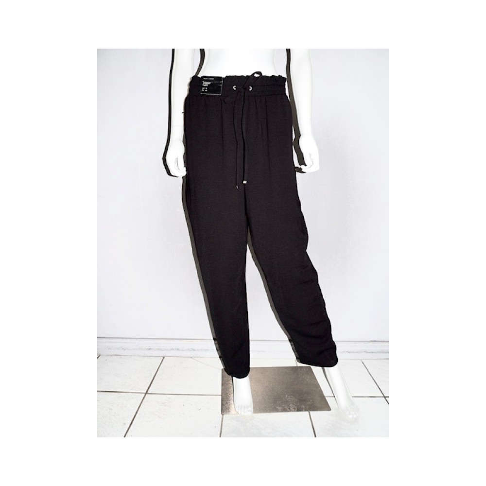 M&S Black Joggers (NWT). Size 12