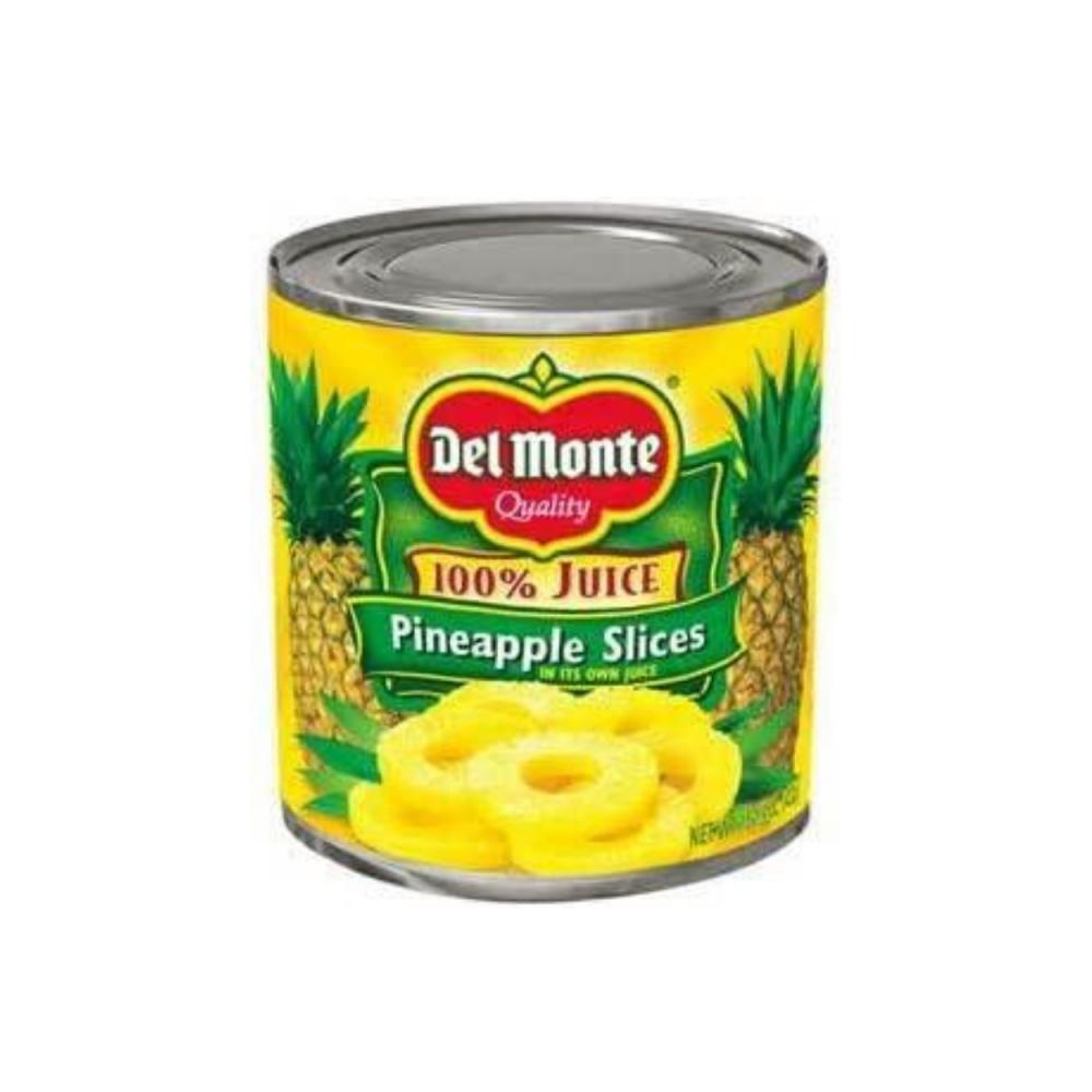 Del Monte Pineapple Slices 15 oz